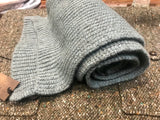 Fisherman Out of Ireland Ribbed Winter Sea Scarf