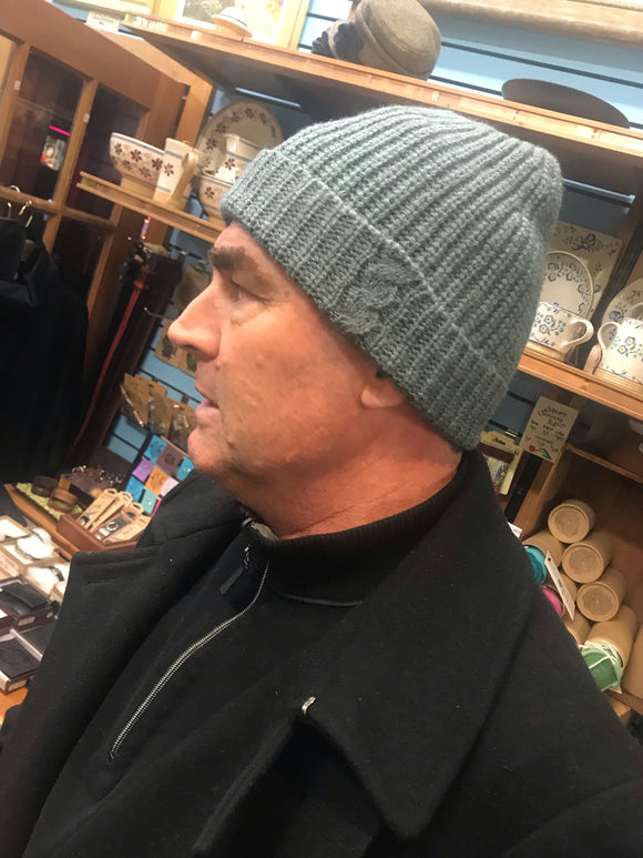 Fisherman Out of Ireland Ribbed Winter Sea Hat
