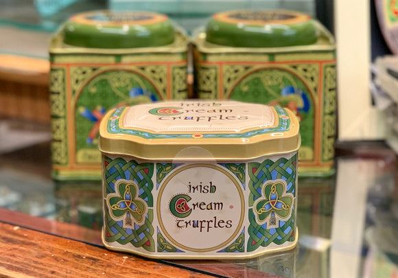 Irish Cream Truffles in a Tin -  royal tara