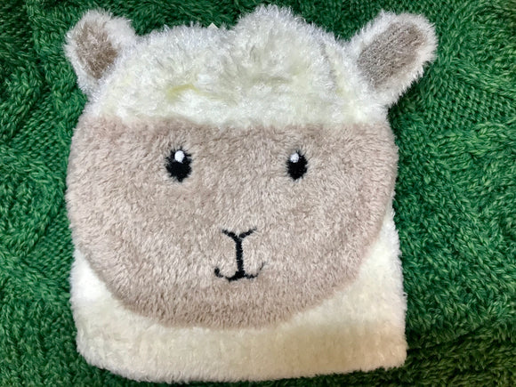 Super Soft Sheep Baby Hat