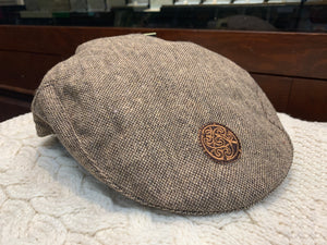 Boys Irish Tweed Cap -  Patrick Francis
