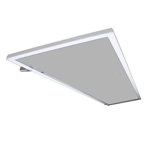 4 Lamp Acrylic Lens for LED and Fluorescent 4 ft. High Bay Fixture Acrylic Lens for HB4-T5 / HB4-T8 Four Bros Lighting
