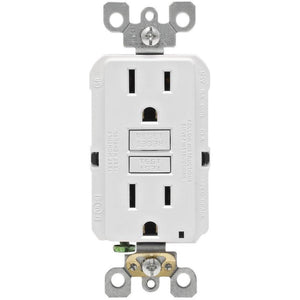 GFCI Receptacles - 15Amp & 20Amp - Weather and Tamper Resistant ...