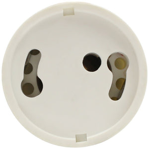 GU24 Light Conversion Socket - E26 E27 to GU24 - Convert Standard Screw-In Fixtures to GU24
