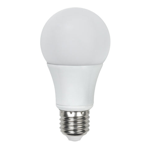 LED Bulb - A19 - 10 Watt - 60W Equal - Dimmable - 2700K - Pack of 2
