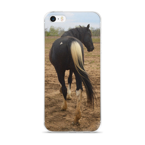 Blue's Tail_iPhone 5/5s/Se, 6/6s, 6/6s Plus Case_RC