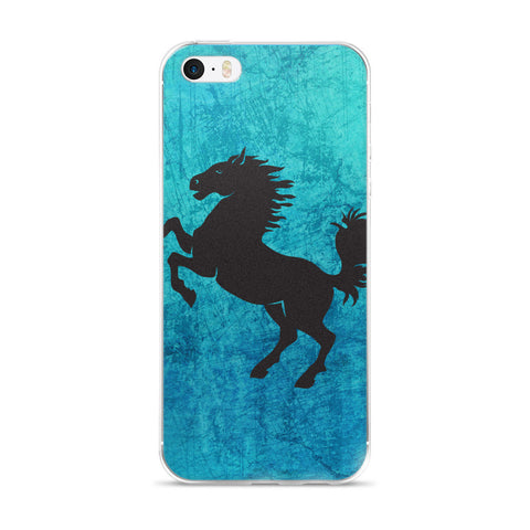 Dark Horse_iPhone 5/5s/Se, 6/6s, 6/6s Plus Case_RC