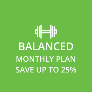 Monthly Balanced Plan