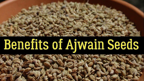 Ajwain Seeds - Singal's - Indian Grocery Store