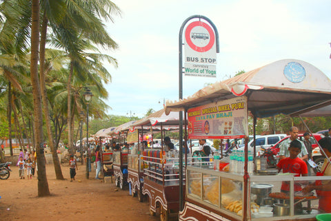 Indian Grocery Store - Mumbai Beach - Singal's