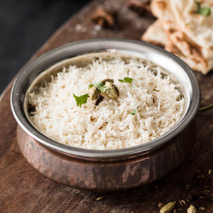 Indian Grocery Store - Indian White Basmati Rice - Singal's