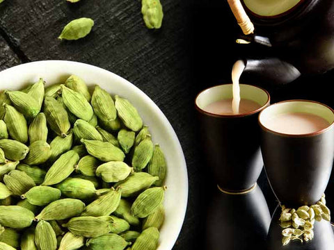 Indian Grocery Store - Cardamom Winter - Singal's