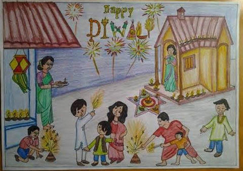 Indian Grocery Store - Diwali - Singal's