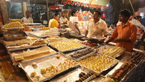 Indian Grocery Store - Diwali Sweets - Singal's