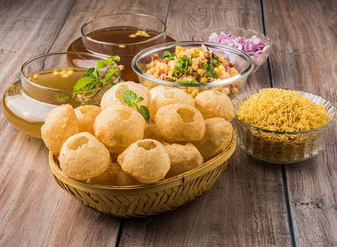 Indian Grocery Store - Pani Puri - Singal's