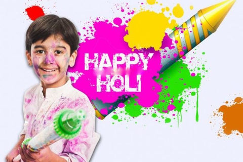 Holi Colors - Singal's - Indian Grocery Store