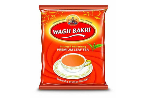 Wagh Bakri Tea - Singal's - Indian Grocery Store