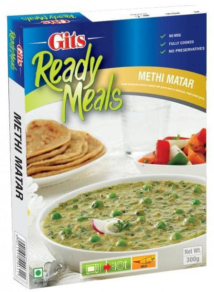 Singal's Indian Grocery Montreal Gits Methi Matar