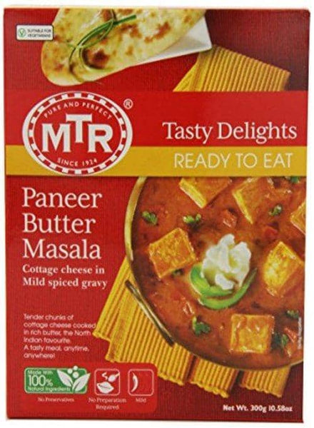 Indian Grocery Store - MTR Butter Tikka Masala Curry - Singal's