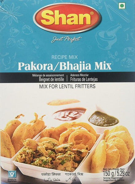 Shan Pakora Bhajia Mix - Singal's - Indian Grocery Store