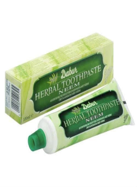 Dabur Herbal Neem Toothpaste (154 gms)