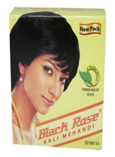 Indian Grocery Store - Black Rose Kali Mehandi - Singal's