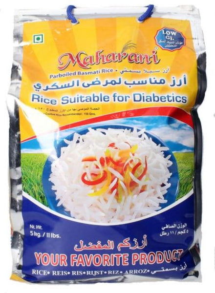 Indian Grocery Store - Maharani Diabetic Rice - Singal's