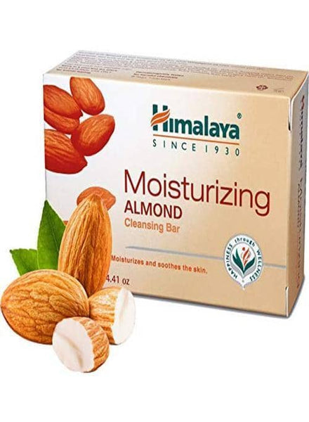 Indian Grocery Store - Himalaya Almond Moisturizing Soap - Singal's