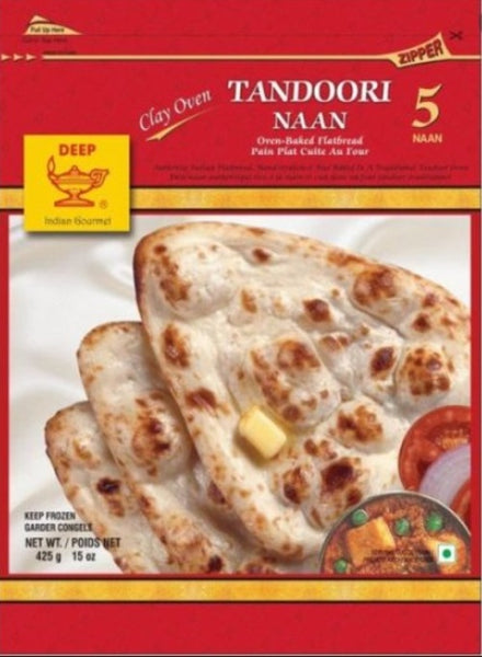 Deep Tandoori Naan - Singal's - Indian Grocery Store
