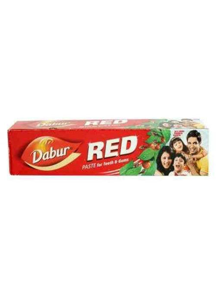 Indian grocery Store - Dabur Toothpaste Red - Singals's