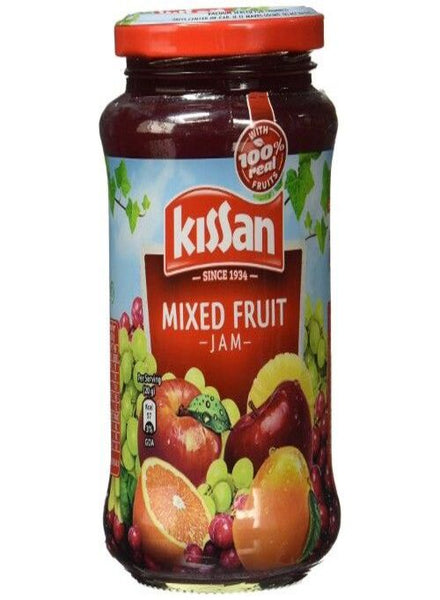 Kissan Mixed Fruit Jam - Singal's - Indian Grocery Store