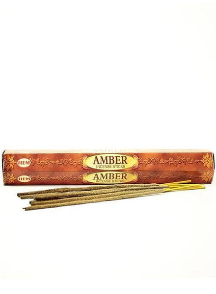 Indian Grocery Store - Hem Amber Incense Sticks - Singal's