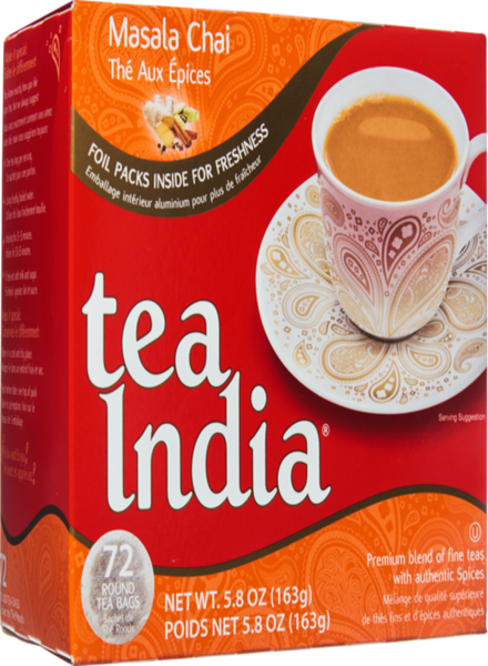 Indian Grocery Store - Tea India Masala Chai - Singal's