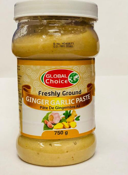 Ginger Garlic Paste - Singal's - Indian Grocery Store