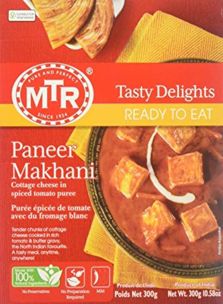 Indian grocery Store - MTR Paneer Makhani - SIngal's