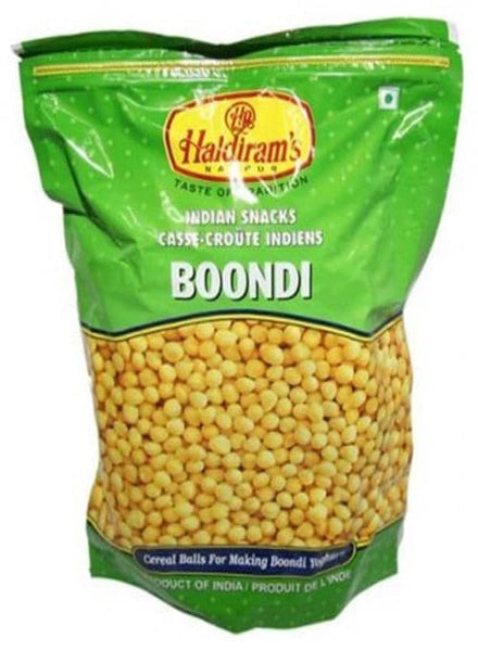 Indian Grocery Store - Haldirams Salted Boondi - Singal's