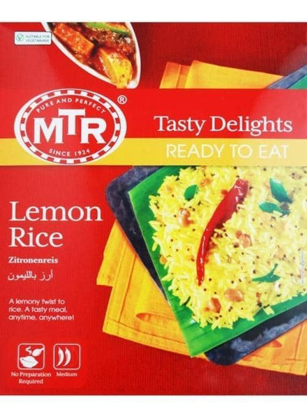 Indian Grocery Store - MTR Lemon Rice - Singal's