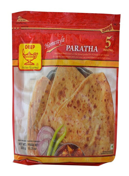 Deep Plain Parathas - Singal's - Indian Grocery Store