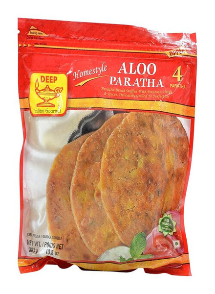 Deep Aloo Parathas - Singal's - Indian Grocery Store