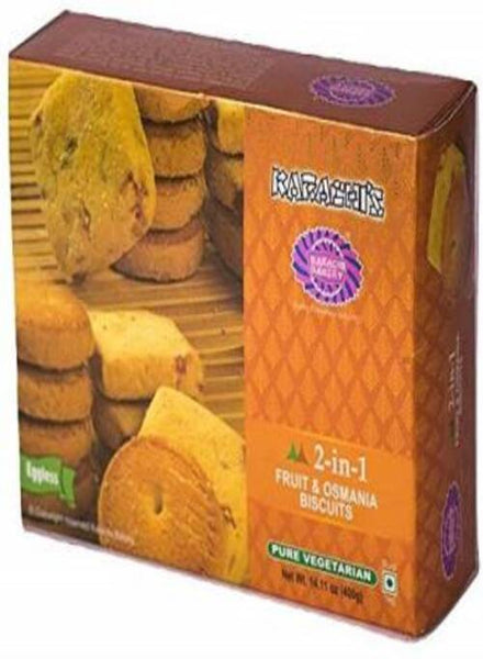 Karachi Biscuits Fruit & Osmania - Singal's - Indian Grocery Store