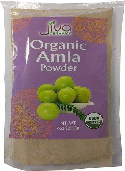 Jiva Organic Amla Powder (200 gm)