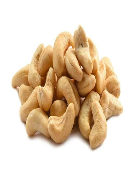 Whole Cashews Plain Natural (1 lbs)
