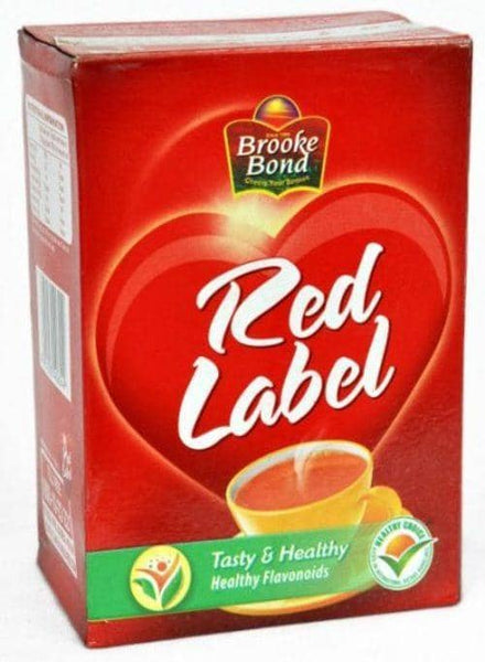 Indian Grocery Store - Brooke Bond Red Label Tea - Singal's