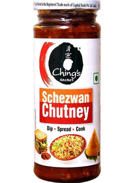 Chings Schezwan Chutney (250 gm)