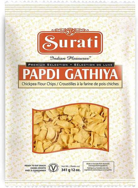 Surati Papdi Gathiya - Singal's - Indian Grocery Store