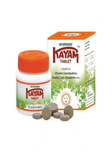 Indian Grocery Store - Kayam Tablets - Singal's