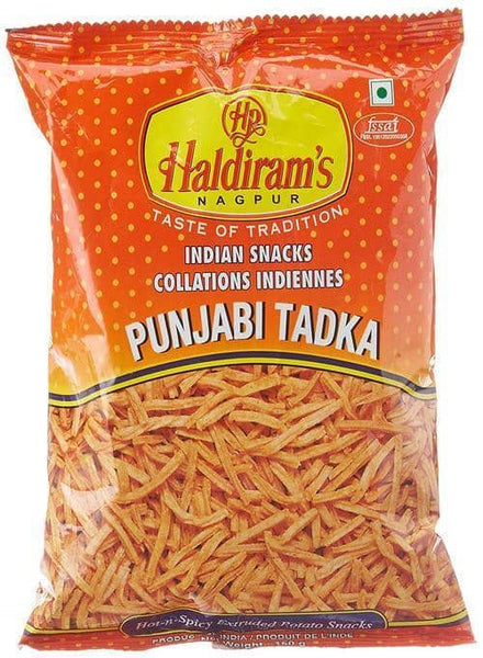 Indian Grocery Store - Haldirams Punjabi Tadka - Singal's