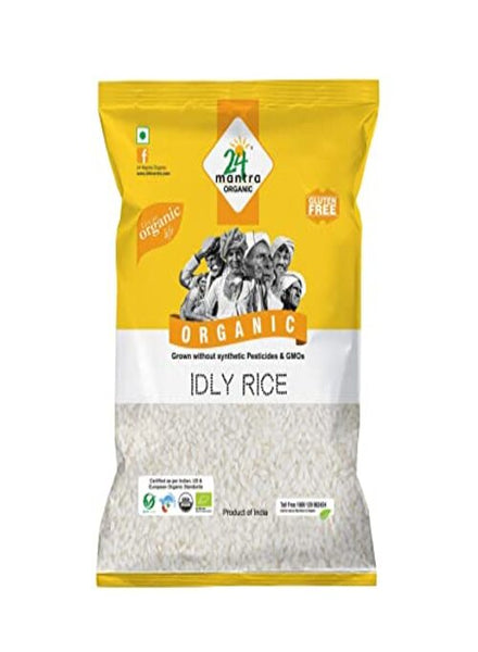 24 Mantra Organic Idli Rice - Indian Grocery Store - Singal's