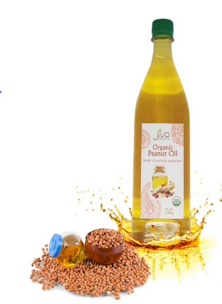 Jiva Organic Peanut Oil - Singal's - Indian Grocery Store