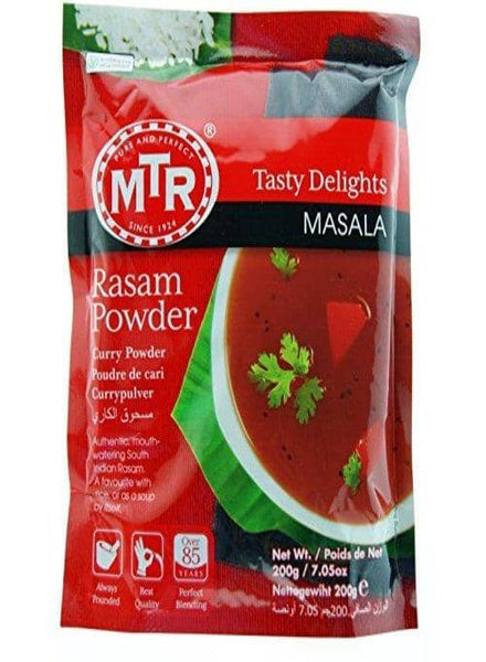 Indian Grocery Store - MTR Rasam Powder - Singal's